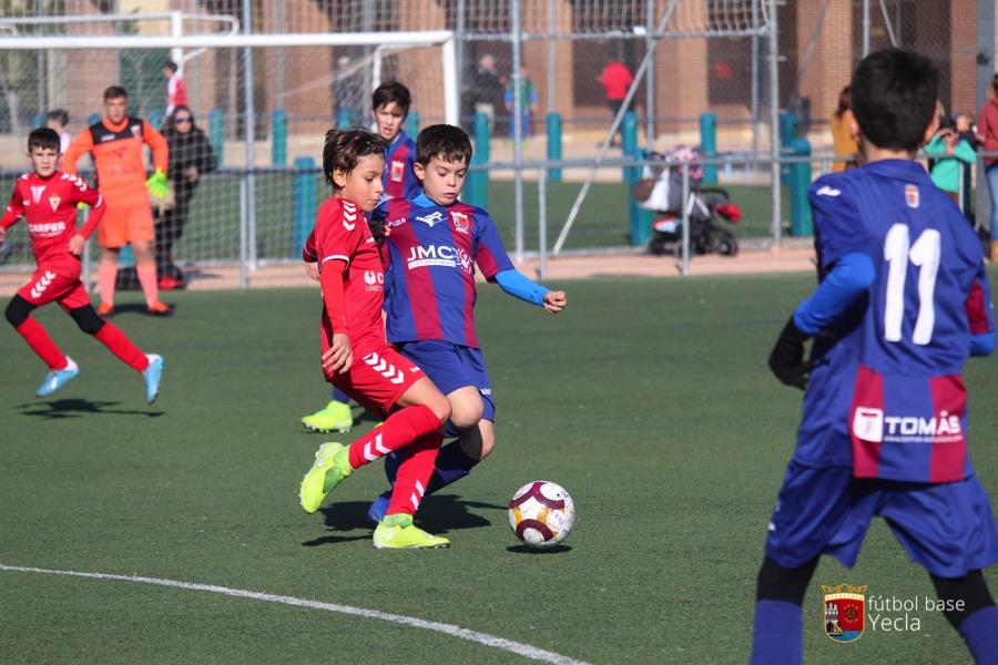 Alevin 1 - Real Murcia 17