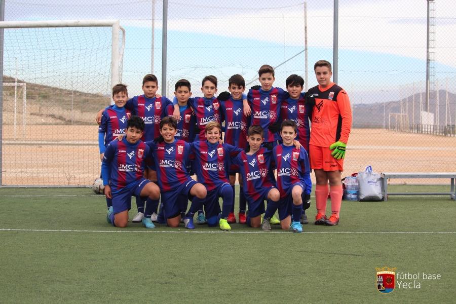 Alevin 1 - UCAM Murcia 01