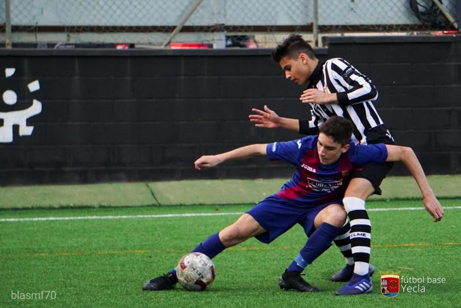 Cartagena FC-UCAM - Cadete A 02