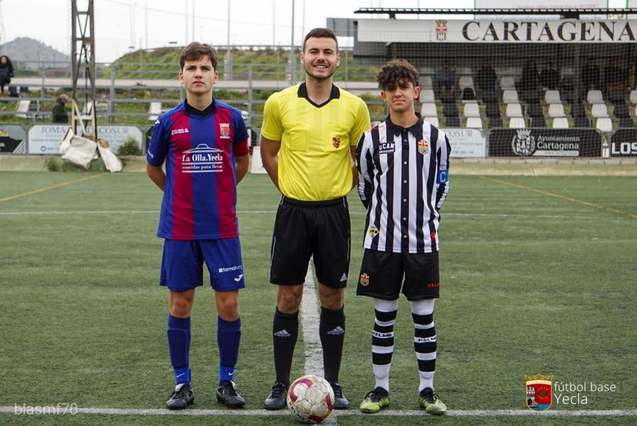 Cartagena FC-UCAM - Cadete A 03