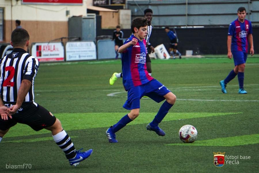 Cartagena FC-UCAM - Cadete A 04