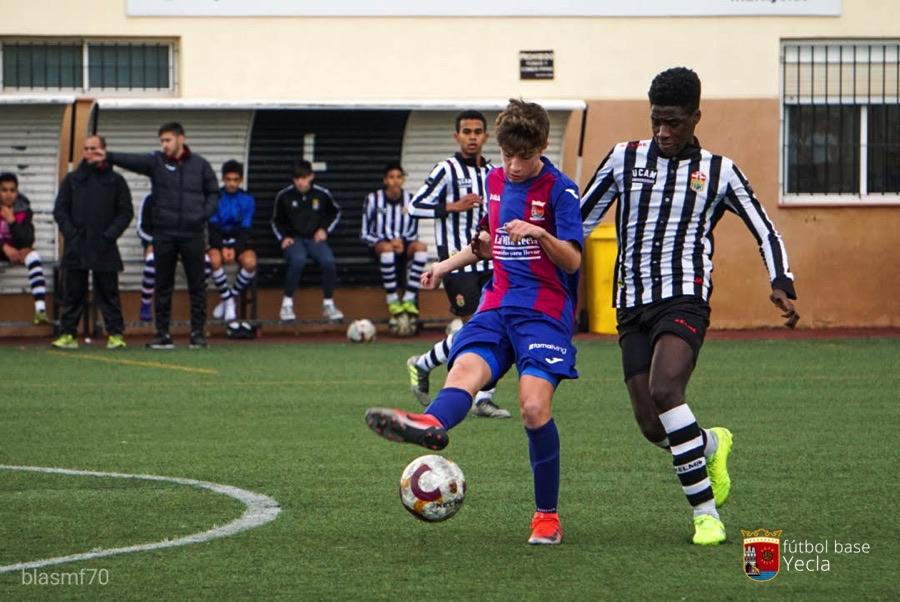 Cartagena FC-UCAM - Cadete A 05