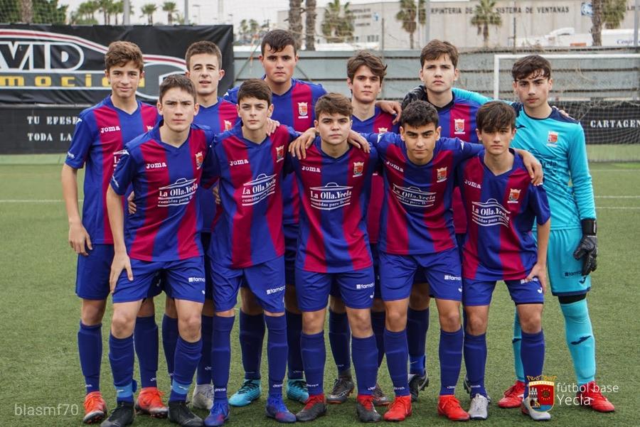 Cartegena FC-UCAM - Cadete A 08
