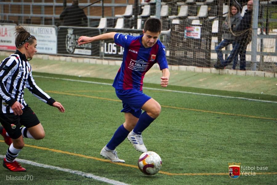 Cartagena FC-UCAM - Cadete A 09