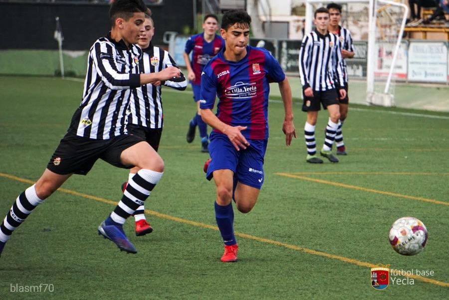 Cartagena FC-UCAM - Cadete A 10