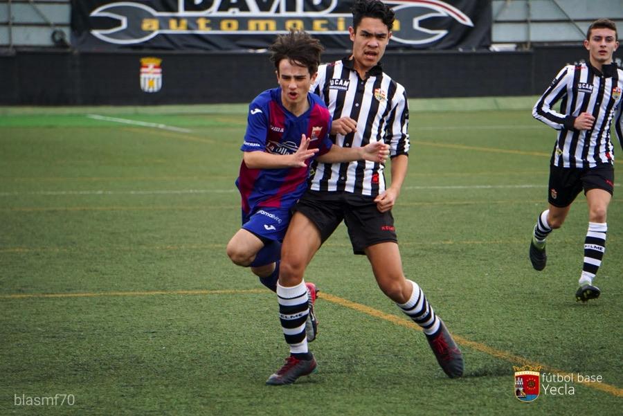 Cartagena FC-UCAM - Cadete A 11