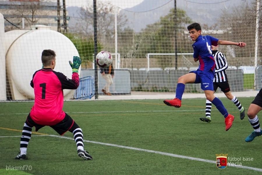 Cartagena FC-UCAM - Cadete A 12