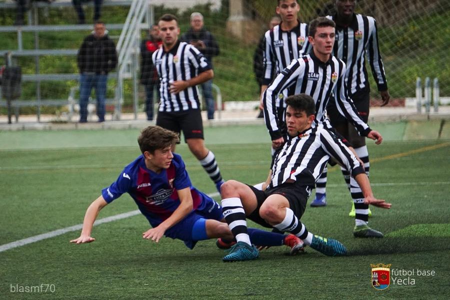 Cartagena FC-UCAM - Cadete A 13