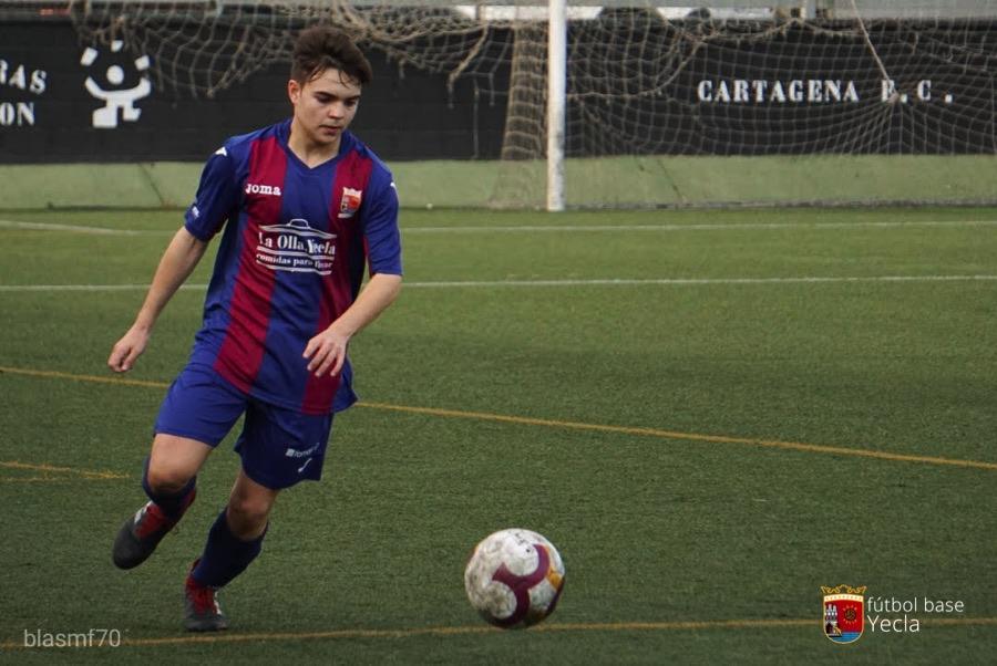 Cartagena FC-UCAM - Cadete A 14