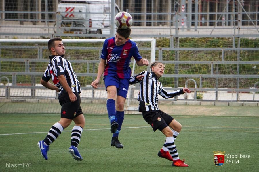 Cartagena FC-UCAM - Cadete A 15