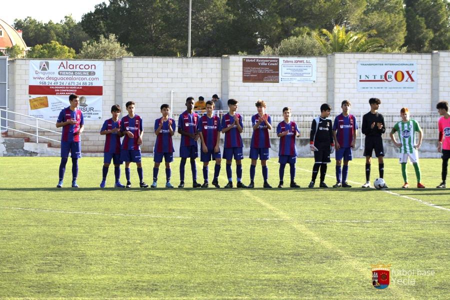 Ceuti FC - Cadete B 01