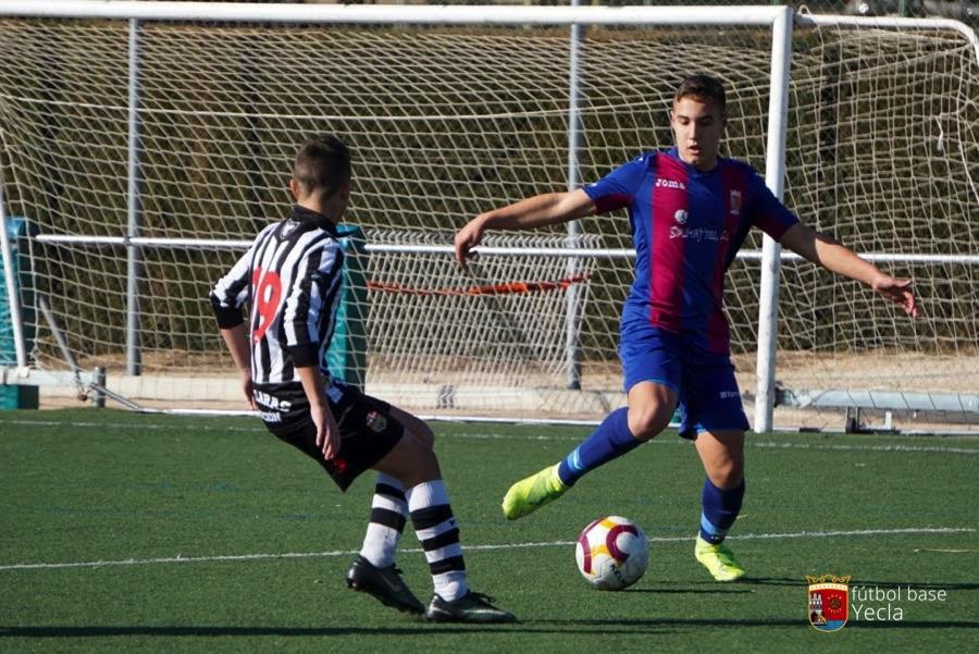 Infantil A - Cartagena FC-UCAM 08