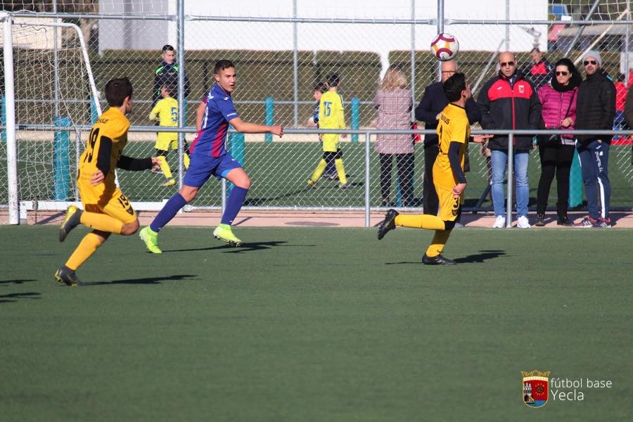 Infantil A - UCAM Murcia 004