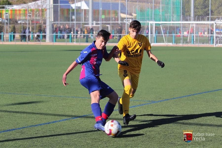 Infantil A - UCAM Murcia 008