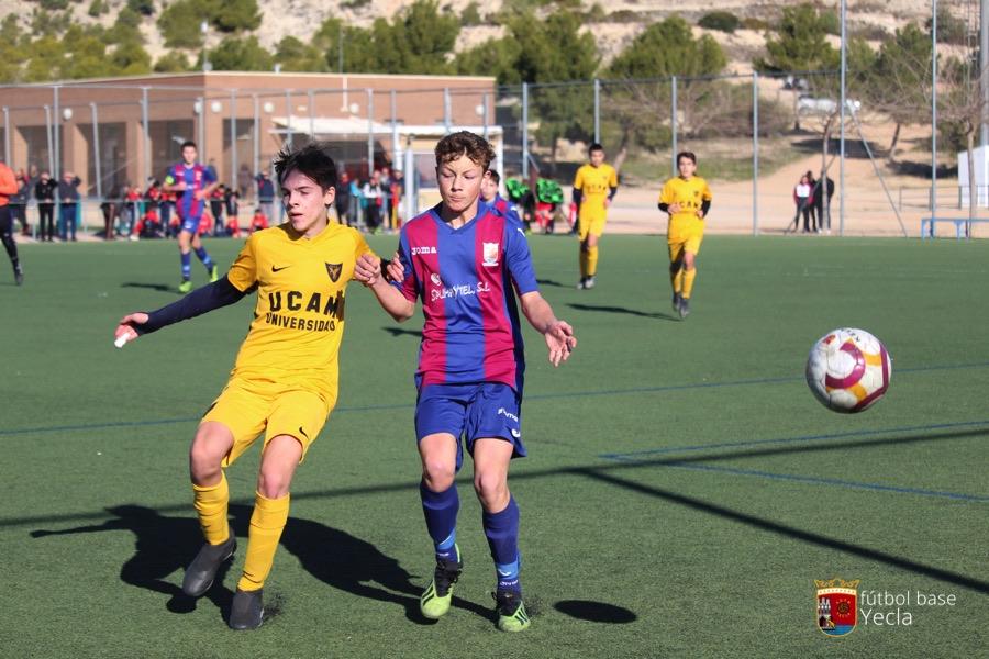 Infantil A - UCAM Murcia 010