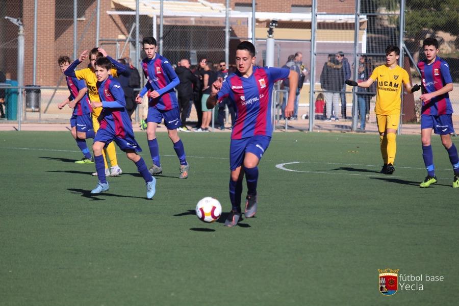 Infantil A - UCAM Murcia 012