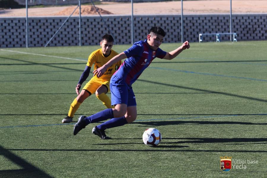 Infantil A - UCAM Murcia 013