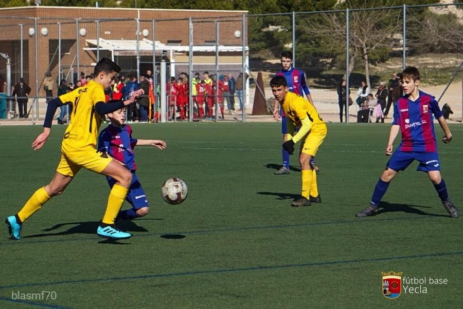 Infantil A - UCAM Murcia 02