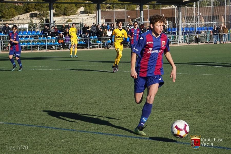 Infantil A - UCAM Murcia 03