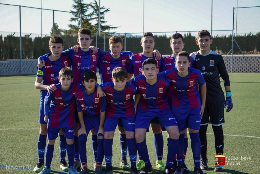 Infantil A - UCAM Murcia 04