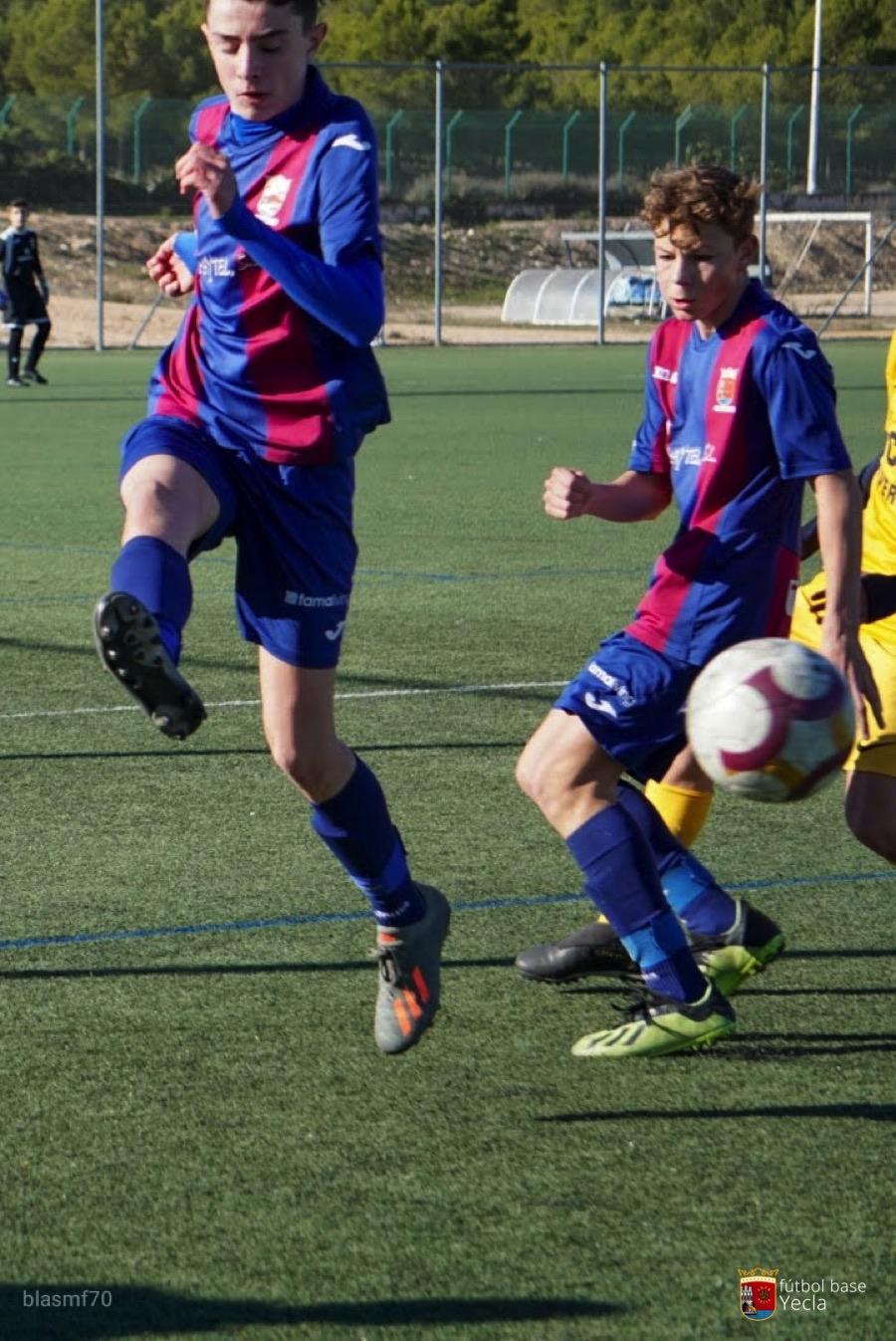 Infantil A - UCAM Murcia 05