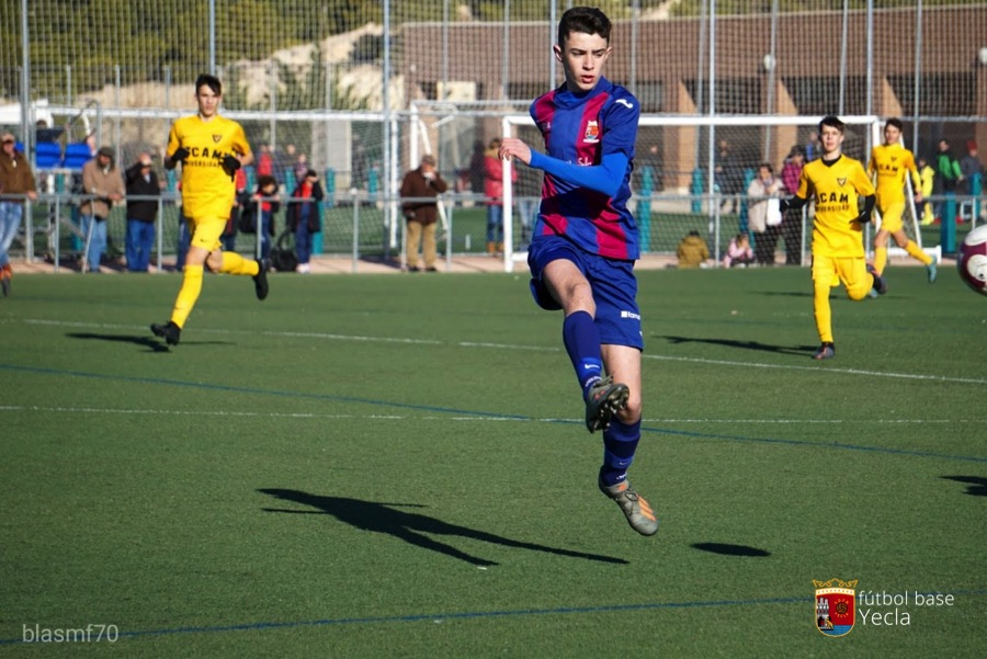 Infantil A - UCAM Murcia 07