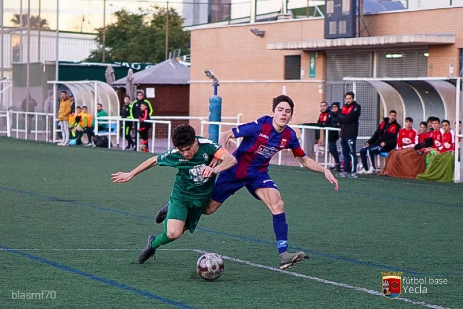 Ranero CF - Cadete A 03