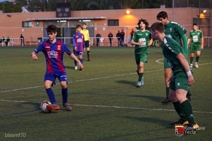 Ranero CF - Cadete A 06