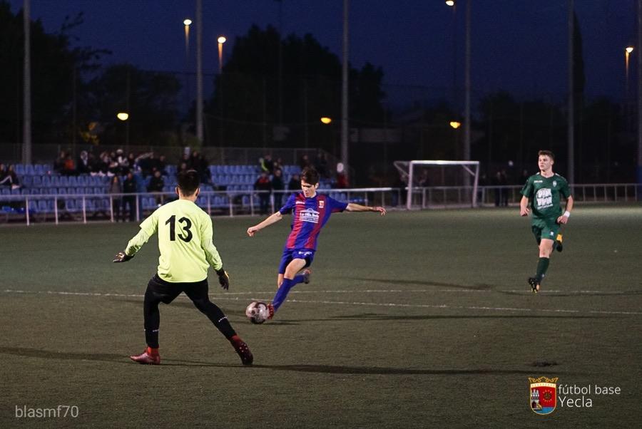 Ranero CF - Cadete A 09