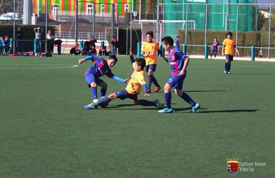Alevin A - Archena CF 05