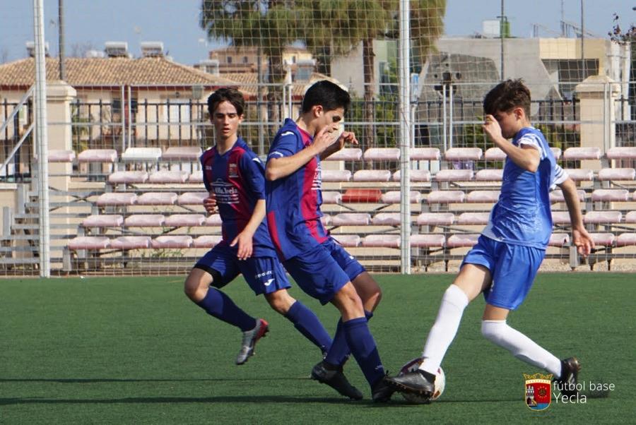 EF Los Alcazares - Cadete A 06