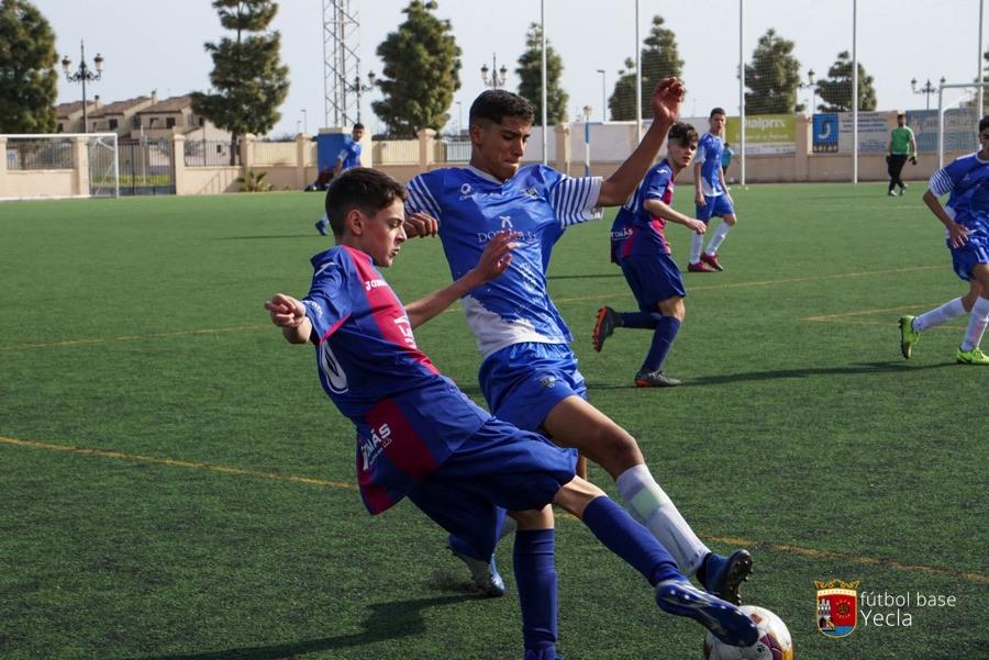 EF Los Alcazares - Cadete A 07