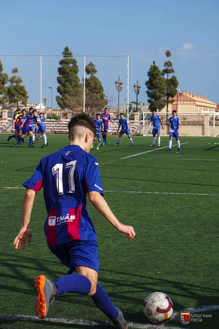 EF Los Alcazares - Cadete A 09