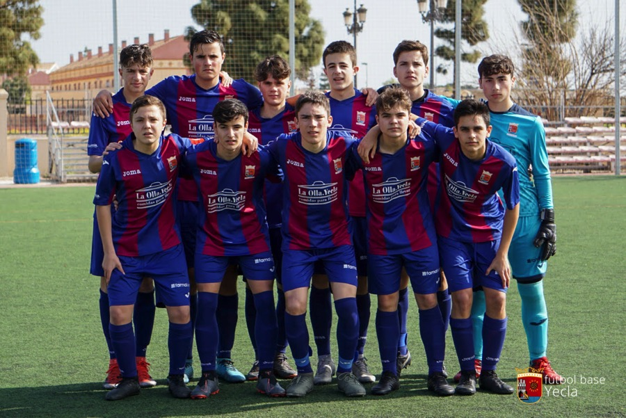 EF Los Alcazares - Cadete A 10