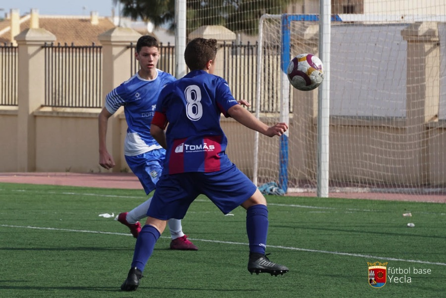 EF Los Alcazares - Cadete A 13