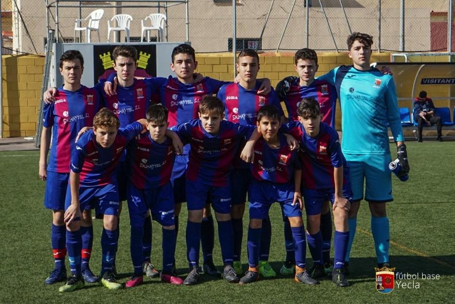 EF Murcia Promesas - Infantil A 01