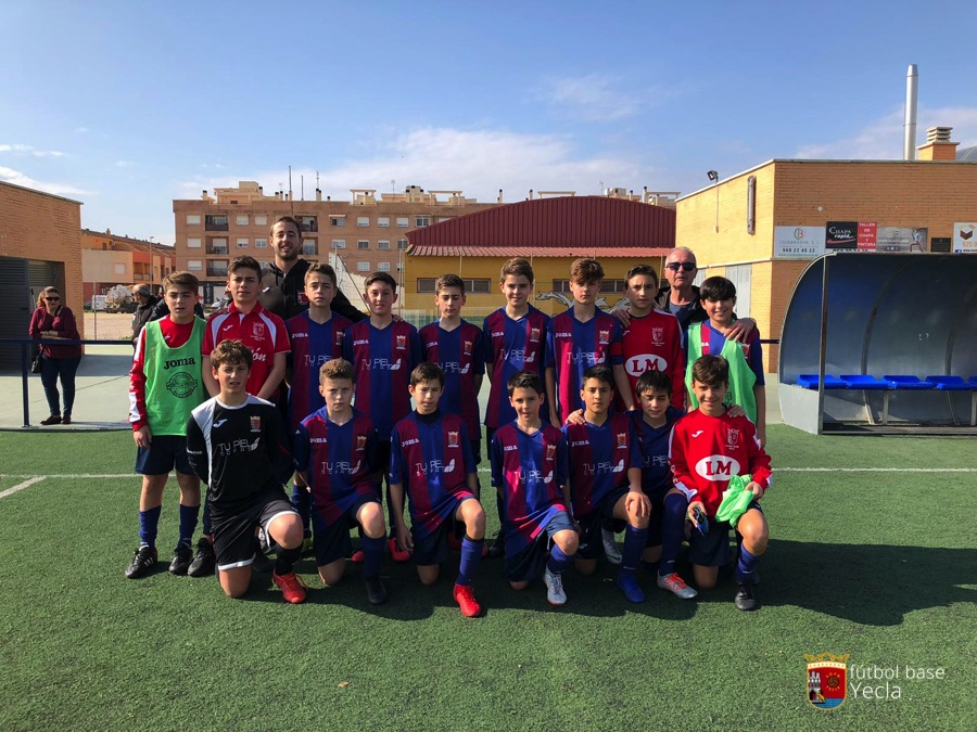 EFB Puente Tocinos - Infantil B 01
