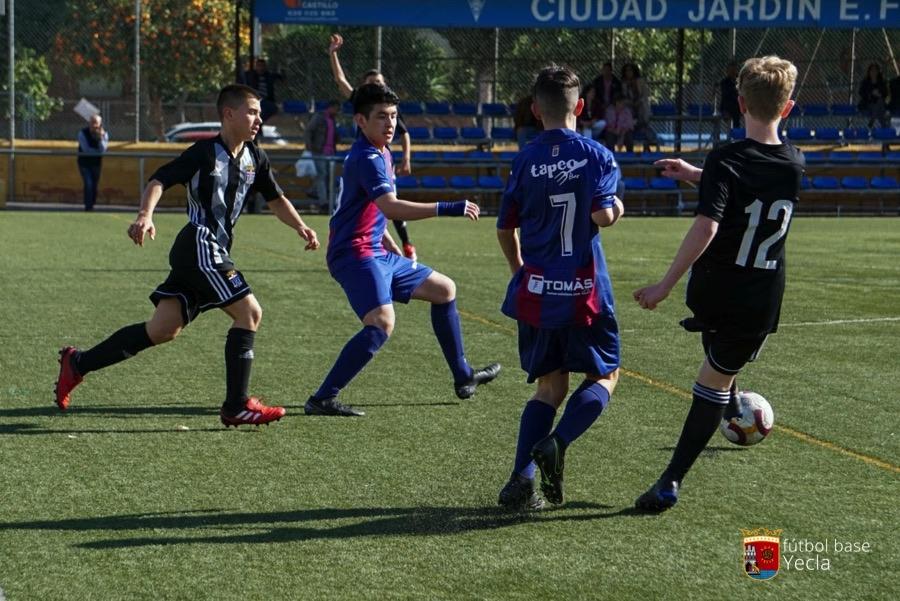 FC Cartagena - Infantil A 08