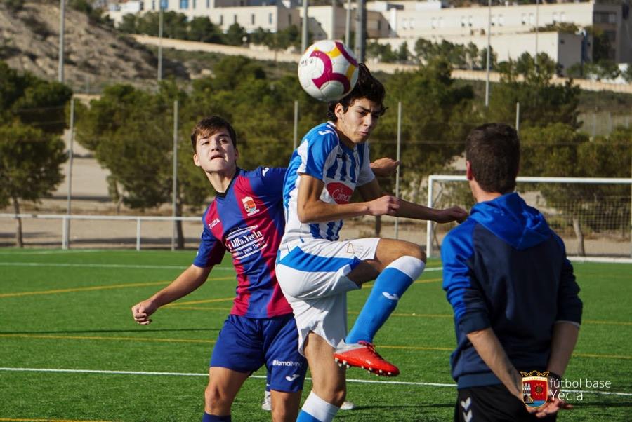 Lorca CFB - Cadete A 01