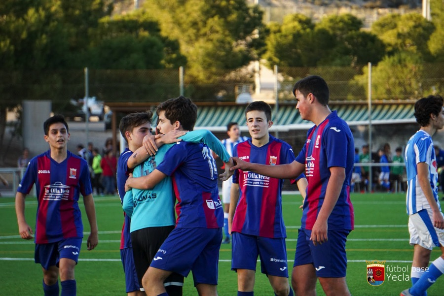 Lorca CFB - Cadete A 04
