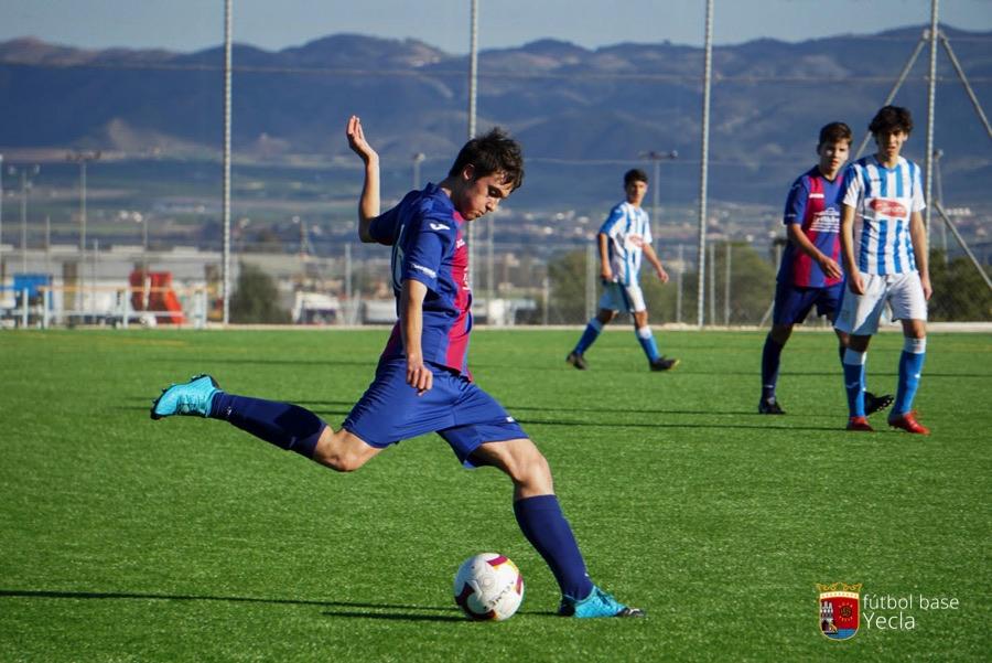 Lorca CFB - Cadete A 06