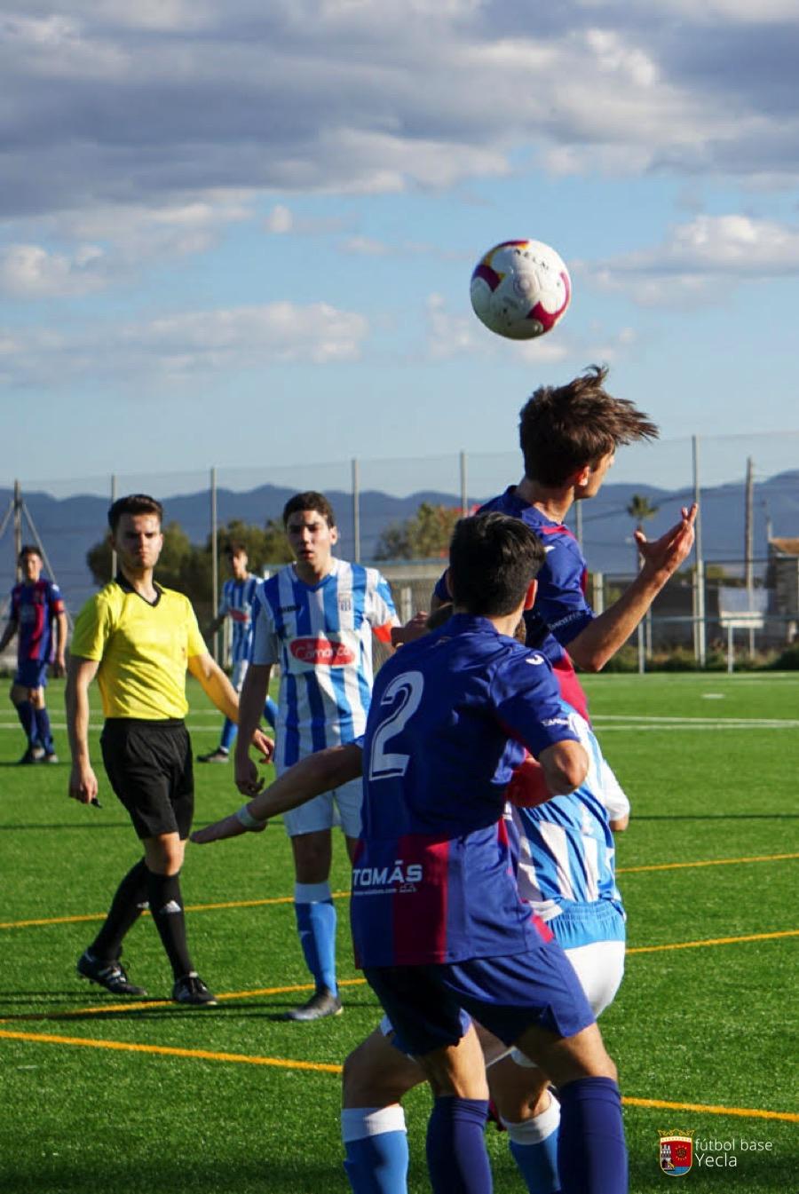 Lorca CFB - Cadete A 09
