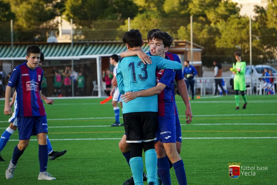 Lorca CFB - Cadete A 10