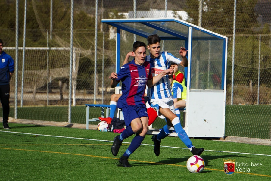Lorca CFB - Cadete A 11
