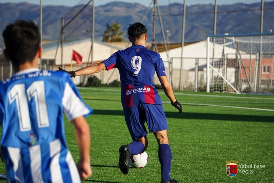Lorca CFB - Cadete A 12