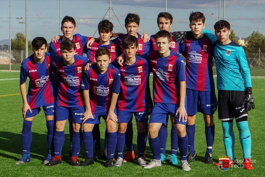 Lorca CFB - Cadete A 13