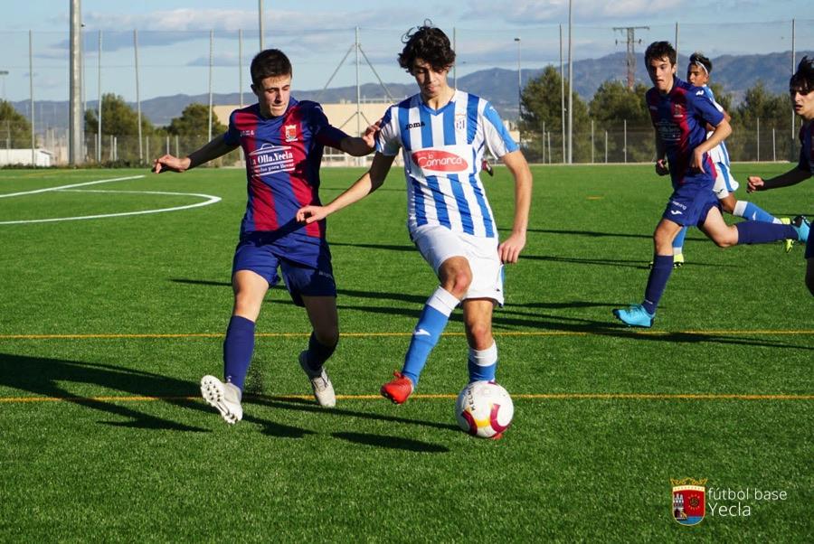 Lorca CFB - Cadete A 14