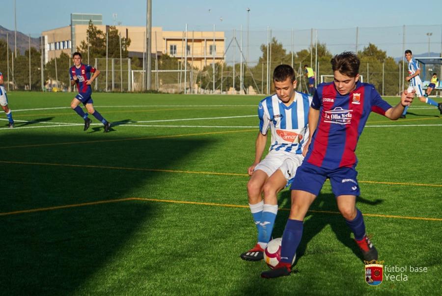 Lorca CFB - Cadete A 15