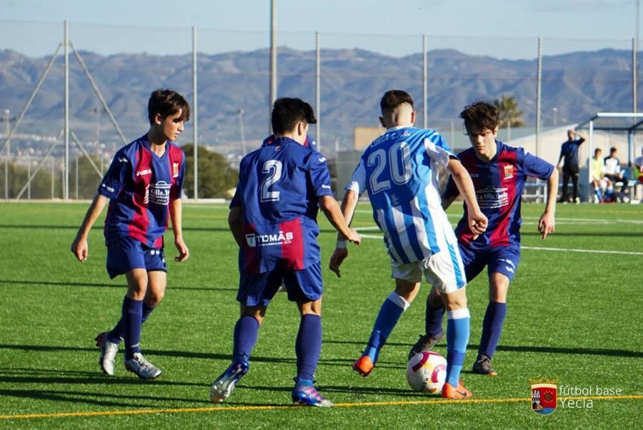 Lorca CFB - Cadete A 16
