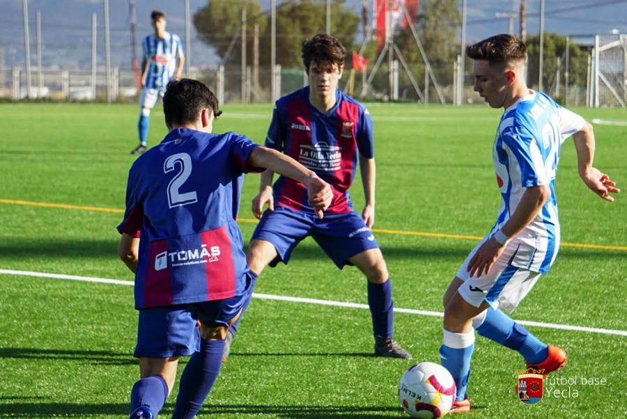 Lorca CFB - Cadete A 17